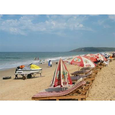 Calangute Beach - Travel Times Mag
