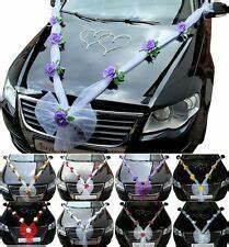 Autoschmuck Hochzeit Günstig : autoschmuck f r hochzeiten g nstig online kaufen bei ebay ~ Jslefanu.com Haus und Dekorationen