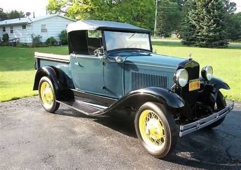 Model A Ford For Sale by Restored 1931 Ford Model A Vintage For Sale