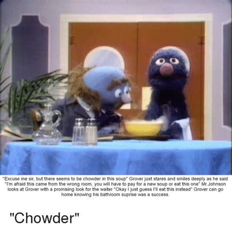 Chowder Memes - funny chowder memes of 2016 on sizzle food