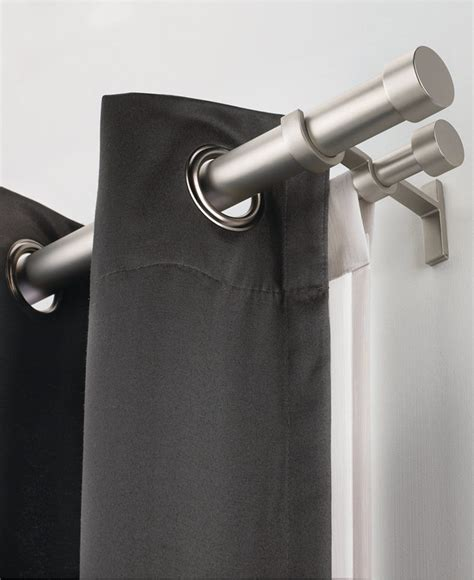 umbra cappa 28 48 quot double rod shopstyle canada home