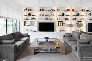 Appartement Contemporain : appartement contemporain claire d 39 alan on c t maison ~ Melissatoandfro.com Idées de Décoration