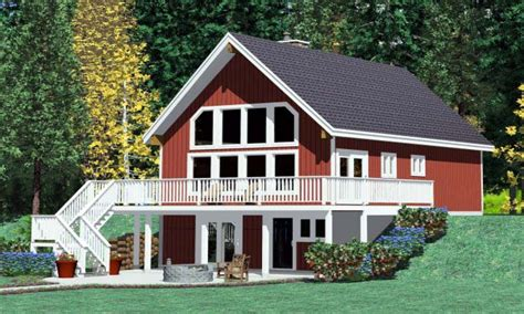 Small Country House Plans Country Cabin House Plans