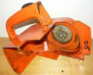 Stihl 015 Chainsaw Starter Recoil Cover And Pulley