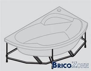 Habillage Baignoire Bois : habillage en bois d 39 une baignoire de coin ~ Premium-room.com Idées de Décoration