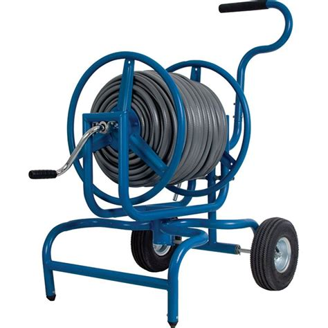 the garden oracle hose reels holders hiders pots