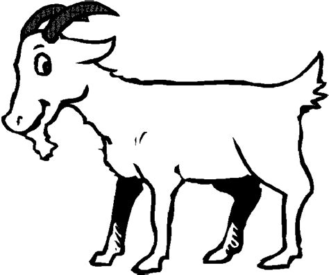 goat clipart black and white black white clipart goat pencil and in color black