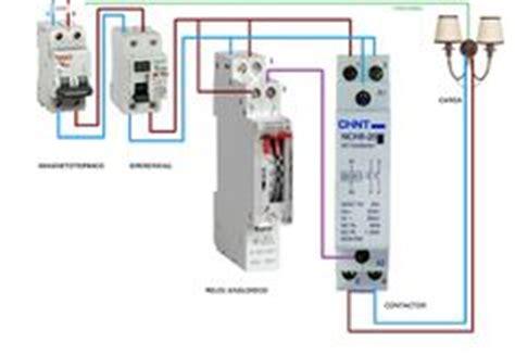 esquemas el 233 ctricos como conectar un reloj horario a un contactor esquemas el 233 ctricos pinterest