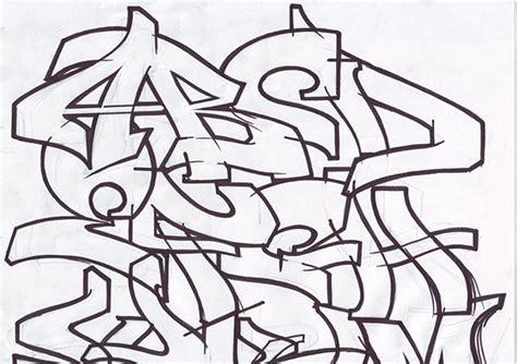 imagenes de abc de graffitis imagui