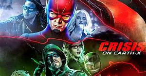 """27 Mind-Boggling Internet Reactions To """"Crisis on Earth-X ..."""
