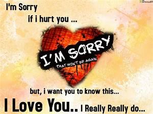 Sorry Wallpapers for Love - WallpaperSafari