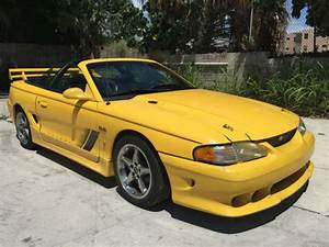 1994 Ford Mustang GT Convertible 2-Door 5.0L Cobra Saleen - Classic Ford Mustang 1994 for sale