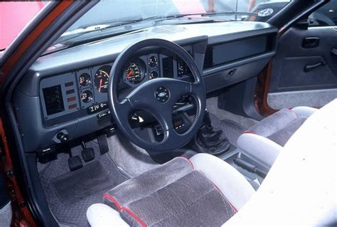 ford mustang gt lx specifications