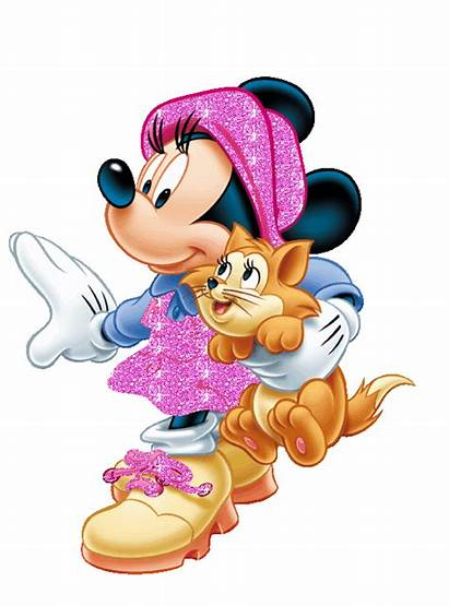 Mouse Clipart Minnie Mickey Fishing Transparent Animated
