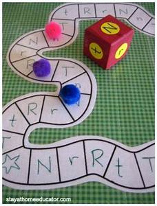 2089 best images about kindergarten on pinterest With preschool letter games