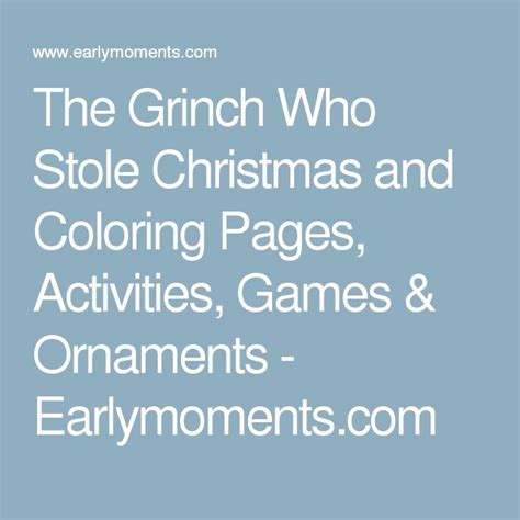 99 Best Images About Coloring Pages Whoville The Grinch Best 25 Grinch Mask Ideas On Grinch Who Stole