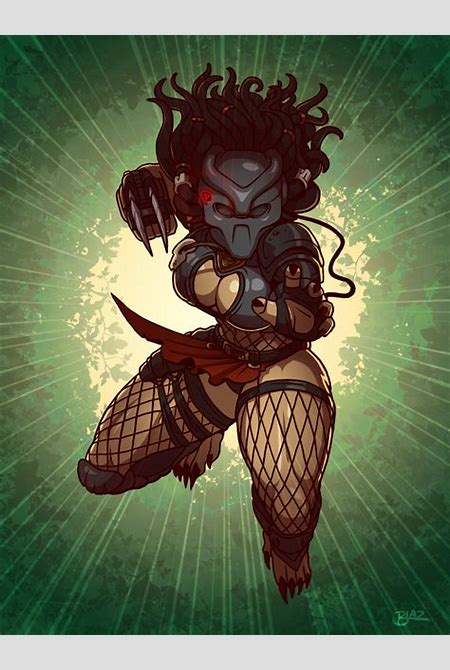 Predator by Blazbaros on DeviantArt