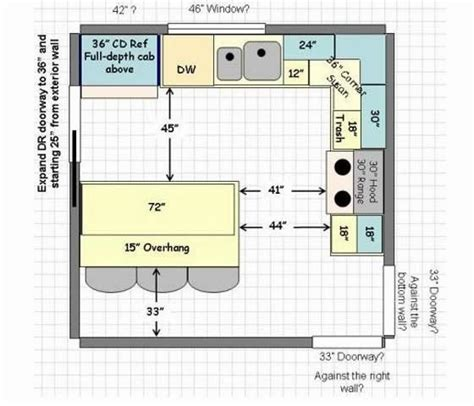 floor plan kitchen layout 12x12 kitchen floor plans kitchen layouts 7253