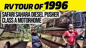 Rv Tour Of 1996 Safari Sahara Diesel Pusher Class A