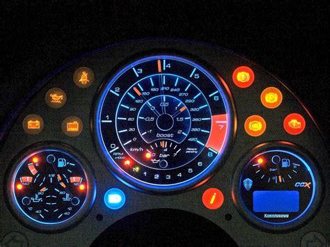 Super Car Dashboard Design, User Interface