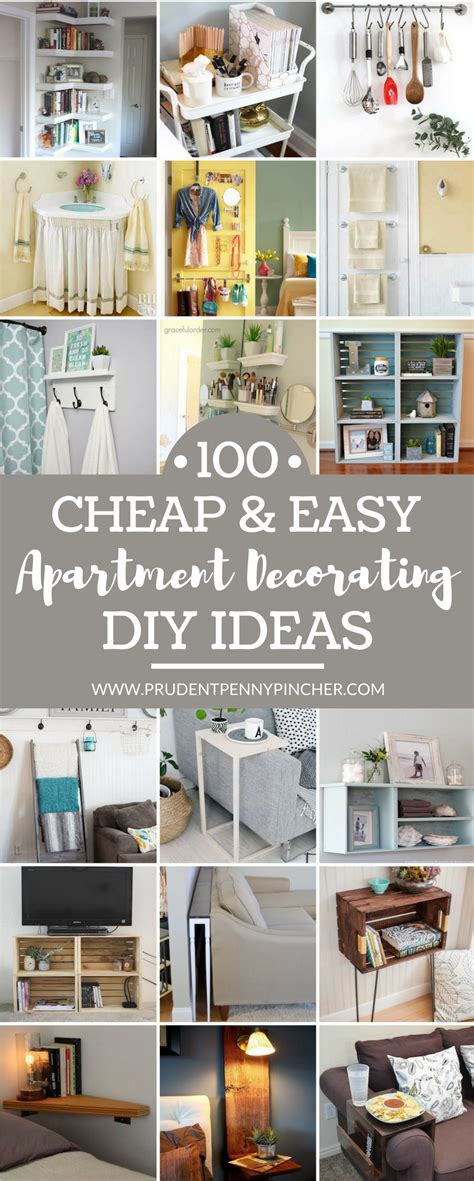 Decorating Ideas Cheap by 100 Cheap And Easy Diy Apartment Decorating Ideas Home