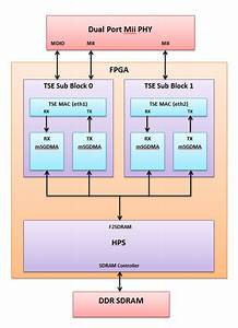 Altera Soc Triple Speed Ethernet Design Example