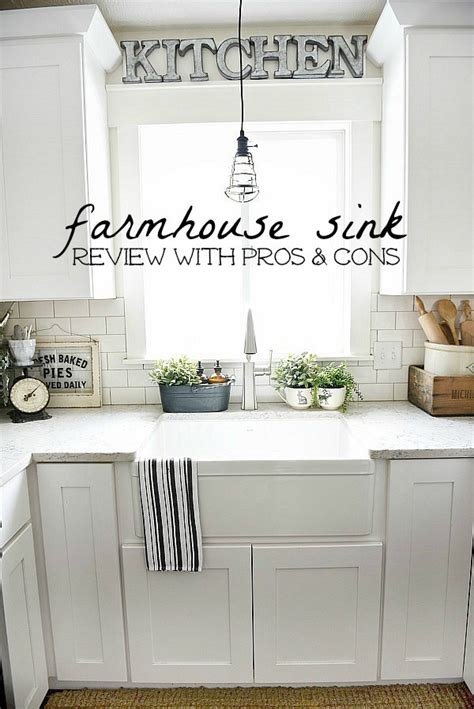 fireclay sinks pros and cons farmhouse sink review pros cons farm house sink