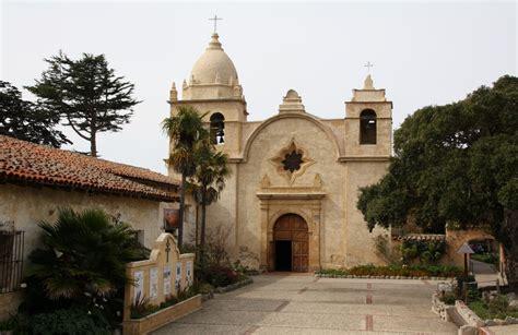 Carmel Mission, Carmel-By-The-Sea, CA - California Beaches