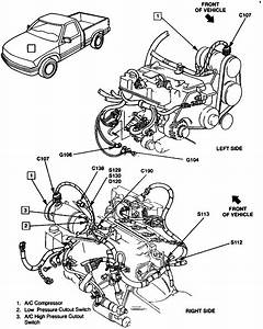 1997 Gmc Sonoma Engine Diagram