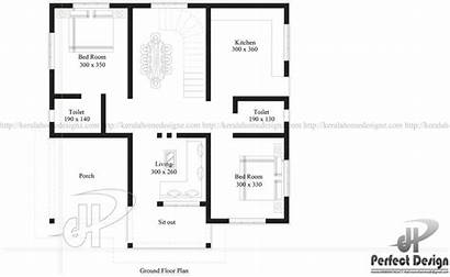 Square Plans Feet 900 Plan Meters 80