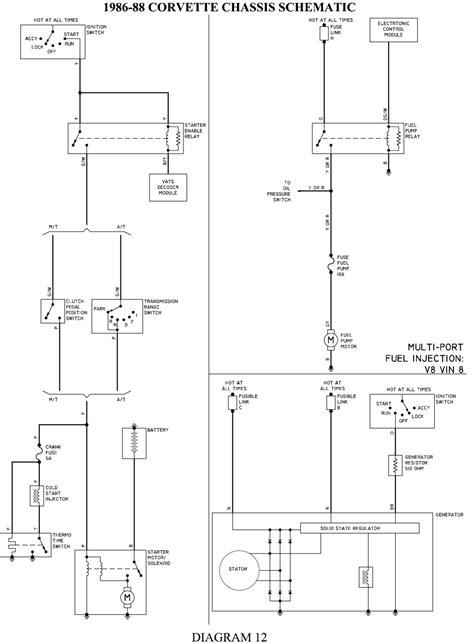 Interior Light Wiring Diagram For 1993 Corvette by Repair Guides Wiring Diagrams Wiring Diagrams