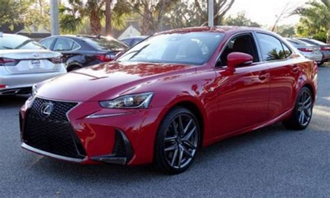 2019 Lexus Is350 Redesign And Changes  Lexus Latest Models