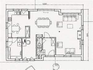 plans construction de notre maison en ossature bois With superb plan maison en l 100m2 18 projets nos maisons