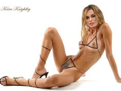 Keira Knightley Hot Keira Knightley Porn Image