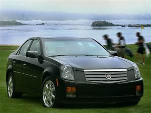 2003 Cadillac Cts Sedan Specifications  Pictures  Prices