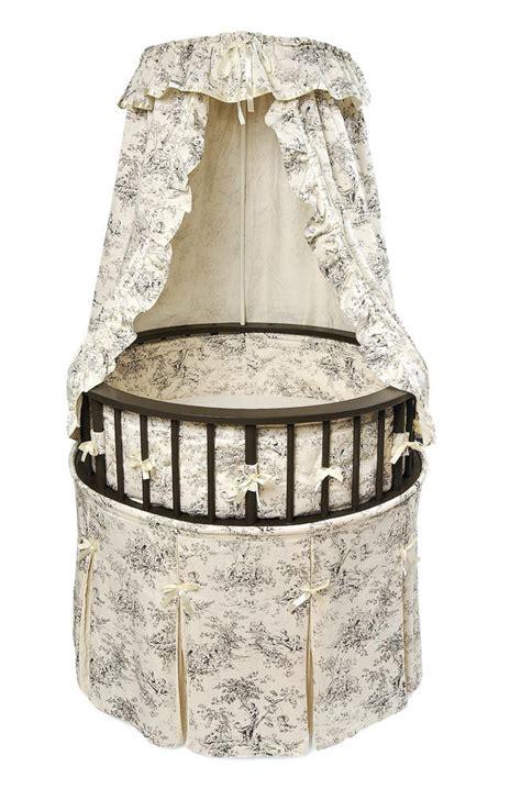 black elegance baby bassinet crib toile bedding ebay