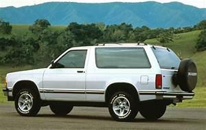 Used 1993 Chevrolet S-10 Blazer For Sale
