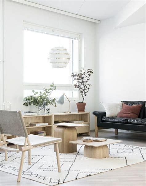 salon canapa noir daco bois les 25 meilleures idées de la catégorie tapis noir et