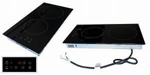 Plaque De Cuisson 2 Feux Electrique : nemaxx kf3001 plaque de cuisson electrique ceramique table ~ Dailycaller-alerts.com Idées de Décoration