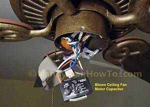 Hampton Bay Ceiling Fan Model Ef200da