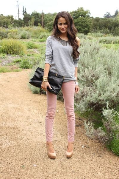 25+ best ideas about Light pink pants on Pinterest | Pink ...