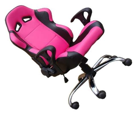 pink and black office chair pink office chairs sale