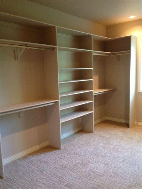 how to build a closet system custom closet organizer
