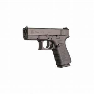 Glock 19 Gen 4 Mos  Semi