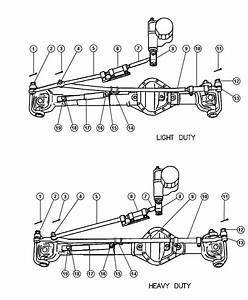 1999 Dodge Ram 2500 Damper  Steering  Gvw  Rating  Payload