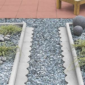 Contemporary, Paving, Edging, Grey, L, 600mm, H, 150mm, T, 50mm