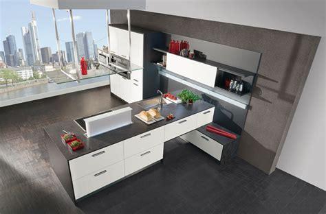 cuisine design allemande une cuisine au design géométrique inspiration cuisine