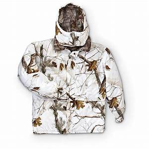 Guide Gear Reversible Hunting Jacket - 593727, Camo ...