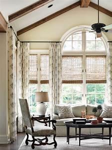 Window, Treatments, Ideas, For, Family, Room, Window, Treatments, Ideas, For, Large, Windows, In, Living