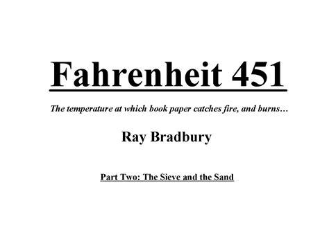 Quotes About Fahrenheit 451 Fire Quotesgram